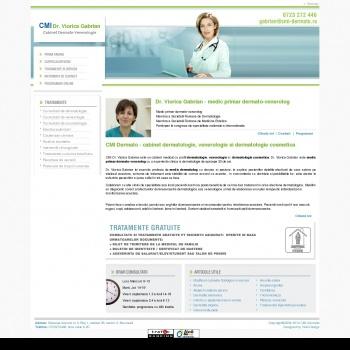 Cabinet Medical Dermatologie Dr. Viorica Gabrian