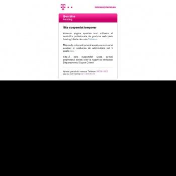 Website pentru firma Consult Piese Auto Market Srl