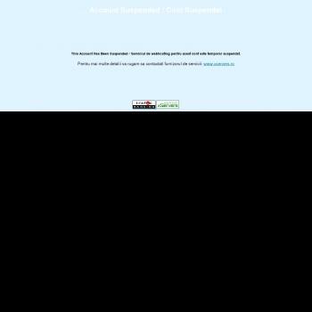 Website pentru firma PRIMA CONSULT PAB