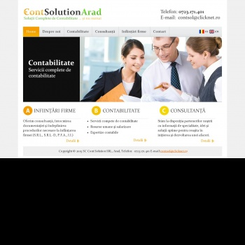 SC CONT SOLUTION SRL