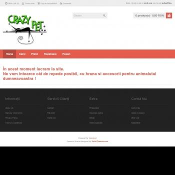 SC Crazypet Distributie SRL
