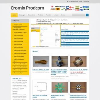CROMIX PRODCOM SRL