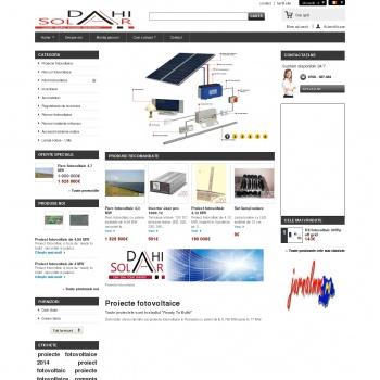 Magazin Online - Kituri fotovoltaice complete