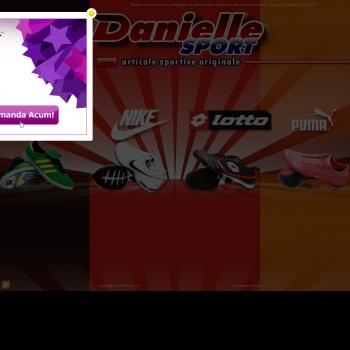 magazin DANIELLE SPORT - articole sportiv originale - Tulcea