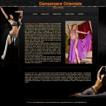 Dansatoare Orientale - Dansatoare Din Buric