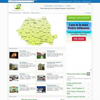 Turism in Romania - obiective turistice, cazare, agentii turism