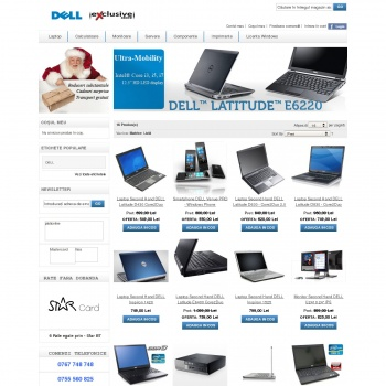 Website pentru firma | Dell Outlet |