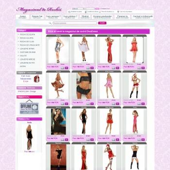 Website pentru firma SC N&A MARKET GRUP SRL