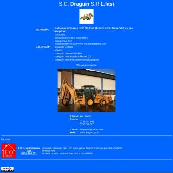 SC DRAGUM SRL