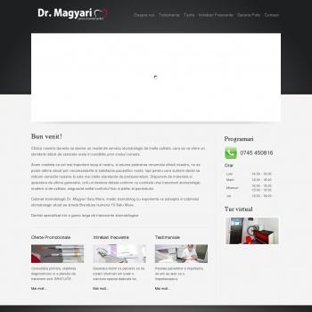 Cabinet stomatologic, medic stomatolog, dentist, Satu Mare-Dr. Magyari