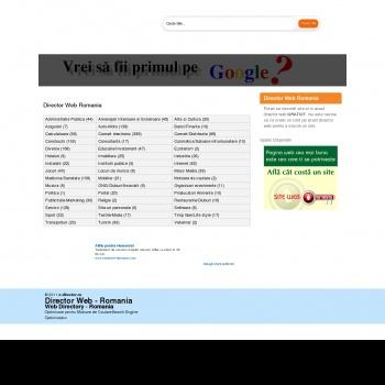 Director Web Romania