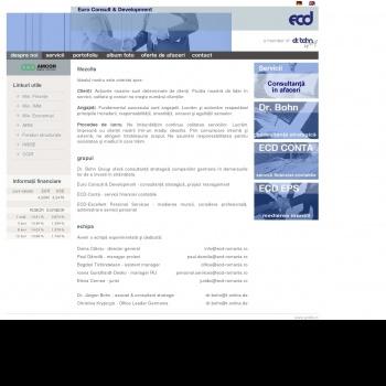 Euro Consult  Development SRL