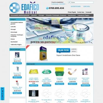 Magazin online de consumabile medicale