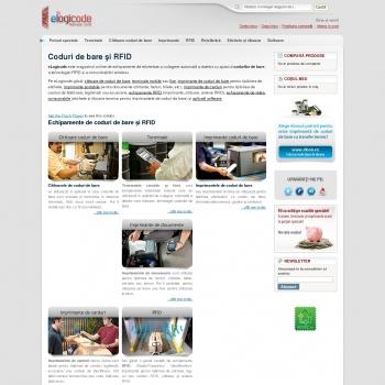 Magazin online echipamente coduri de bare si RFID