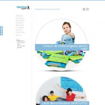 Website publicat de Popp Sergiu
