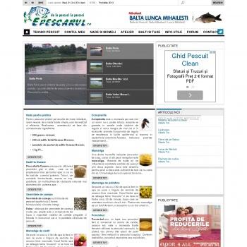 Pescuit sportiv, de la pescari la pescari