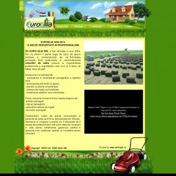Productie si comercializare rulourilor de gazon de calitate