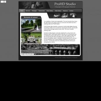 ProHD Studio filmari nunti roman