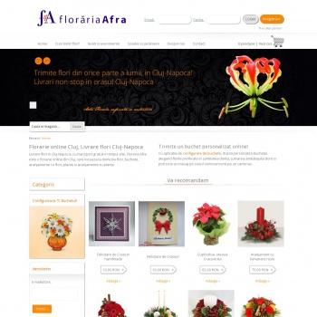 Floraria Online Afra