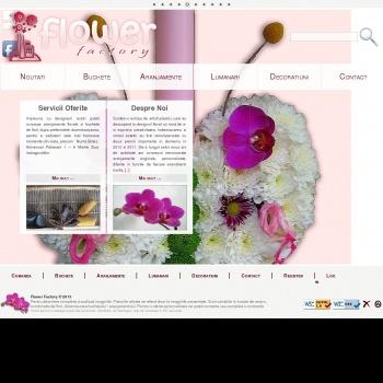 www.flowerfactory.ro