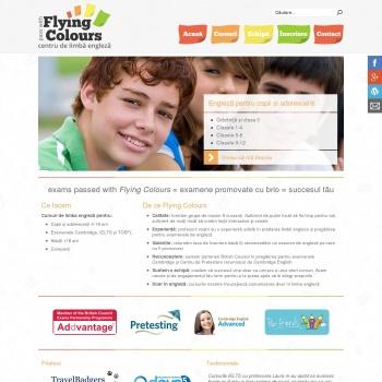 Flying Colours - Centru de Limba Engleza