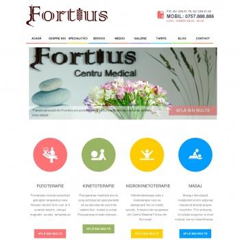 Centrul de recuperare medicala Fortius Bucuresti