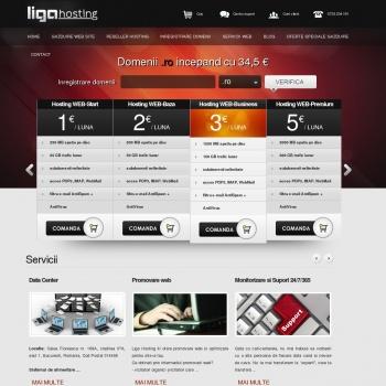 Gazduire site web, | Gazduire site