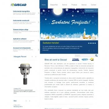 Instrumente topografice Giscad