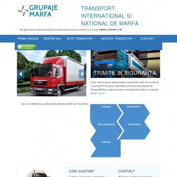 Website pentru firma Drostar Company