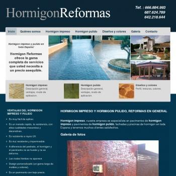 Hormigon impreso y hormigon pulido en Madrid y en toda Espana