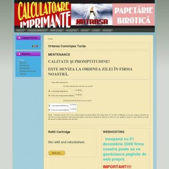 SC Ortansa Comimpex SRL