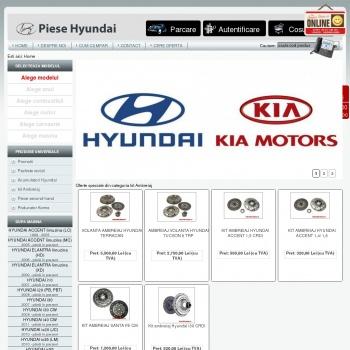 Hyundai Piese 0722923371