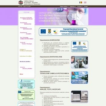 INCD pentru Chimie si Petrochimie ICECHIM