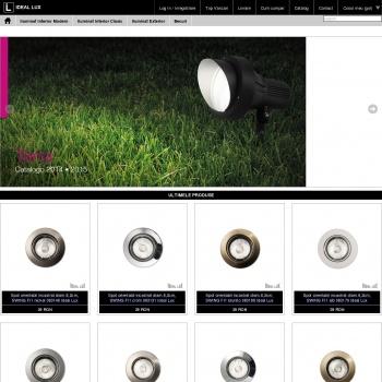 Corpuri de iluminat Ideal Lux Lighting