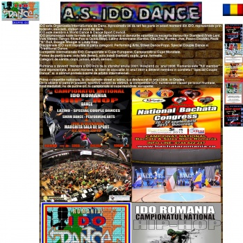 Asociatia Sportiva (AS) IDO DANCE