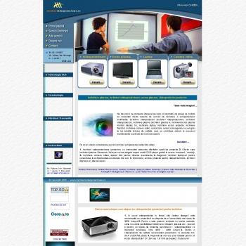 Inchiriere plasma, inchirieri proiectoare, inchiriere laptop