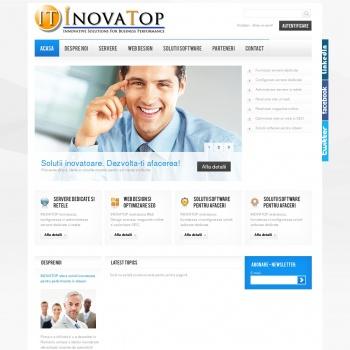INOVATOP - Solutii inovatoare pentru performanta in afaceri