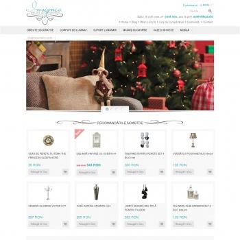 Website pentru firma Art Store SRL