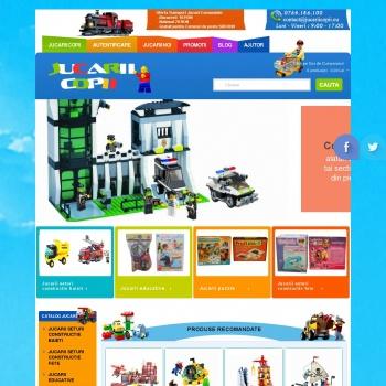 Jucarii creative pentru copii, incepand de la 3 ani