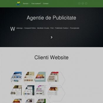 Website pentru firma IQ TradMedia