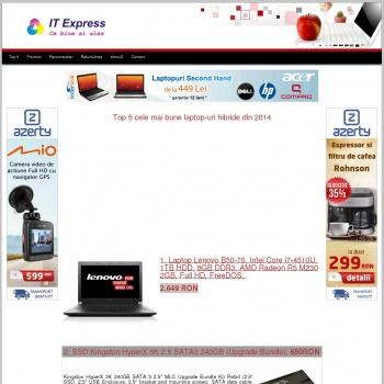 Info Tech Express