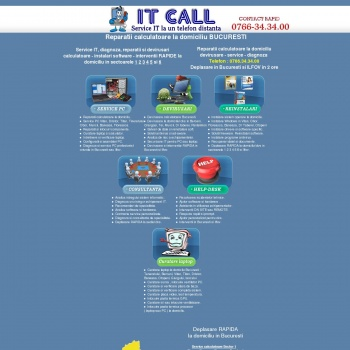 IT Call - Reparatii calculatoare la domiciliu