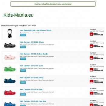 kids-mania.eu magazin haine copii online!
