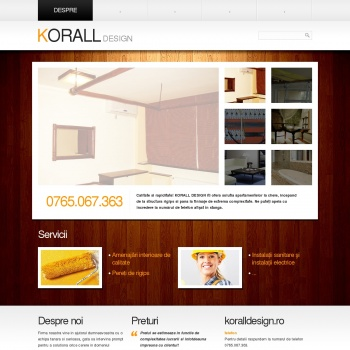 SC Korall Design Construct SRL