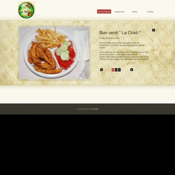 """""""La Cristi"""" Fast Food and Catering"""