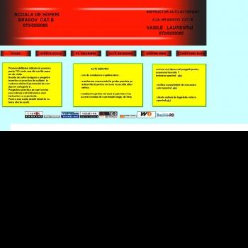 Website publicat de vasile laurentiu