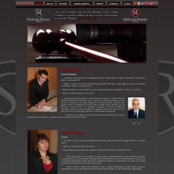 Cabinet de Avocat  Mediator SIMBOTIN REMUS - Brasov Romania