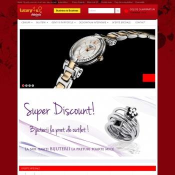 Magazin online de ceasuri si accesorii Luxury4u2