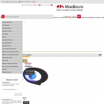 Website pentru firma Gold Abacus