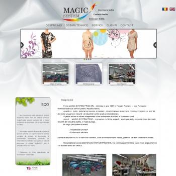 Imprimari textile, embosari, confectii textile
